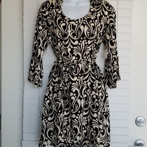 Escapada Womens Charleston Tunic Dress Large